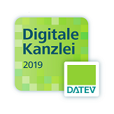Label Digitale Kanzlei 2019 klein